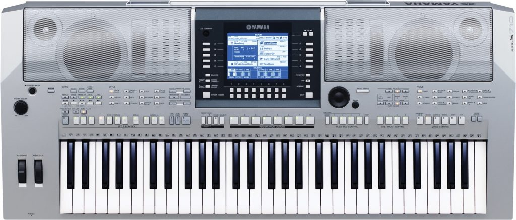 đàn organ yamaha psr-s710