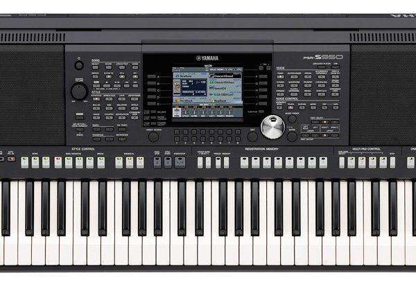 Psr S950 là dòng đàn tuyệt vời, đầy đủ tính năng, bộ nhớ lớn, chứa nhiều nhạc Samply và âm thanh cực hay. ĐÀN ORGAN YAMAHA PSR S950